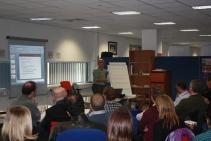 Presenting at Tree Seminar